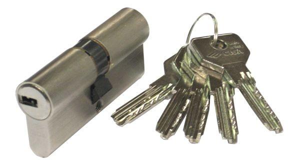 Cilindri di sicurezza ferramenta effepi genova serrature - Cilindro europeo cisa 5 chiavi ...