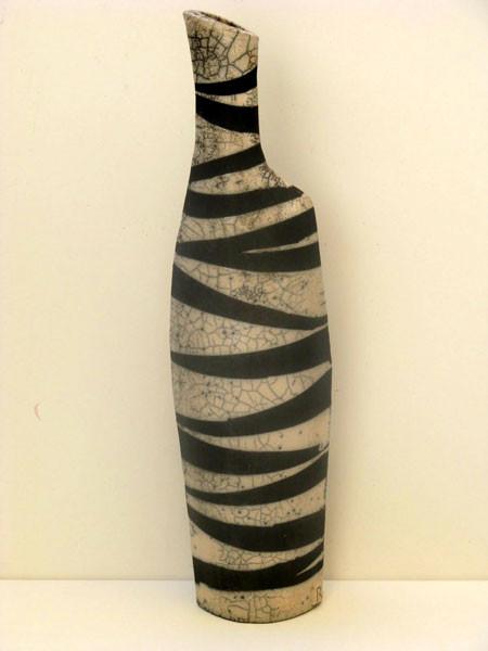 Vase Raku [Höhe 60cm]
