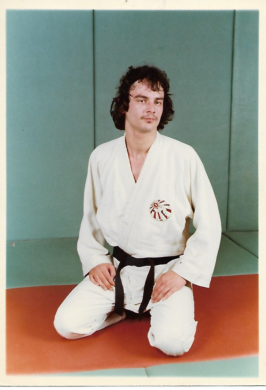 Ses débuts au judo club wattrelosien (pratique du judo - jujitsu)