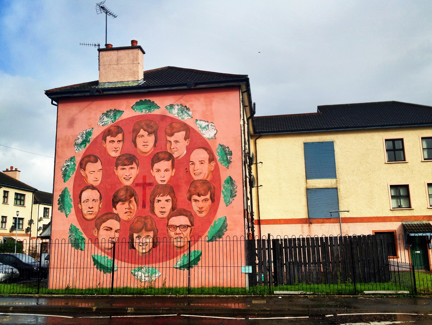 Image result for londonderry murals