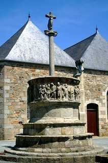 Découvrir le patrimoine breton, chair à prêcher de Pleubian