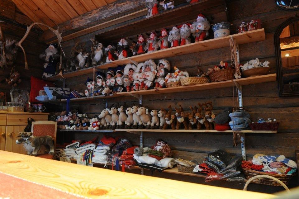 ...reindeer shop