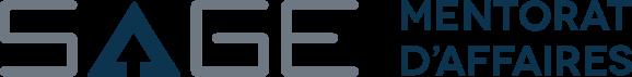 Logo SAGE mentorat d'affaires à la capitale nationale Ville de Québec