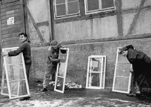 Horst Leyrer, Günther Doll und Gerhard Bär (v.l.)