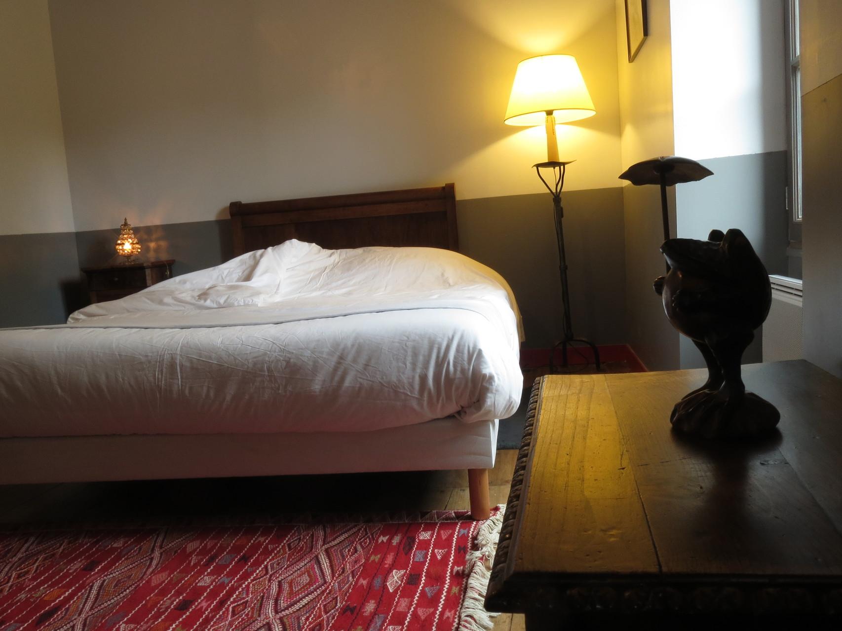 Chambre du Moule à mottes - 1 lit double