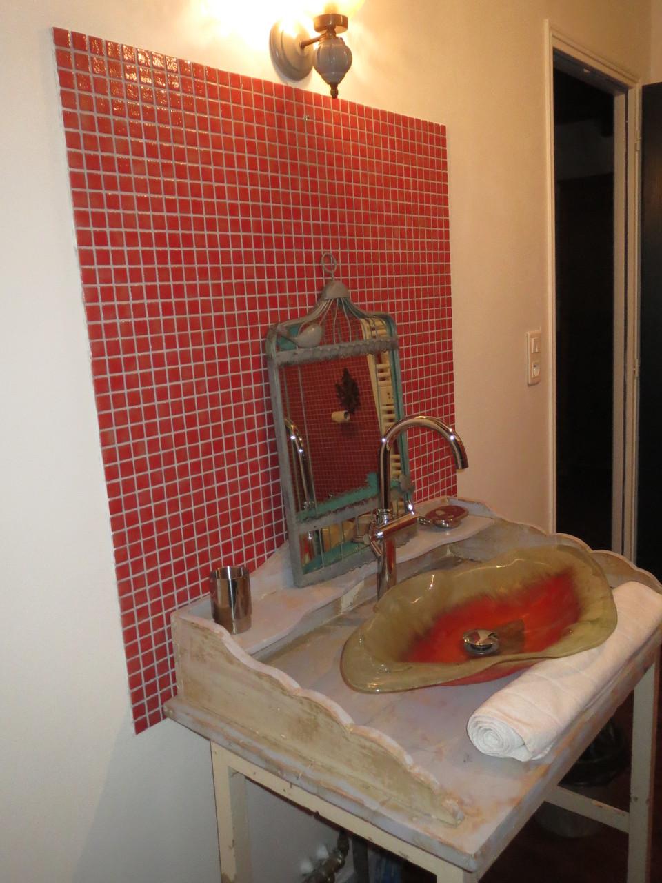 Salle de bain du Battou