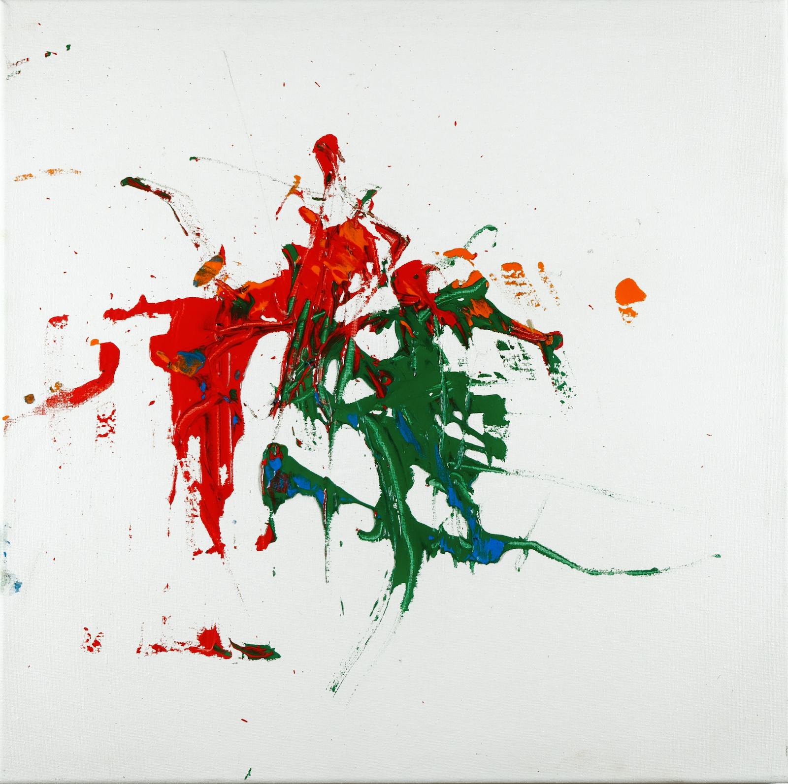 Jacky 002 – 2021   50 x 50 cm