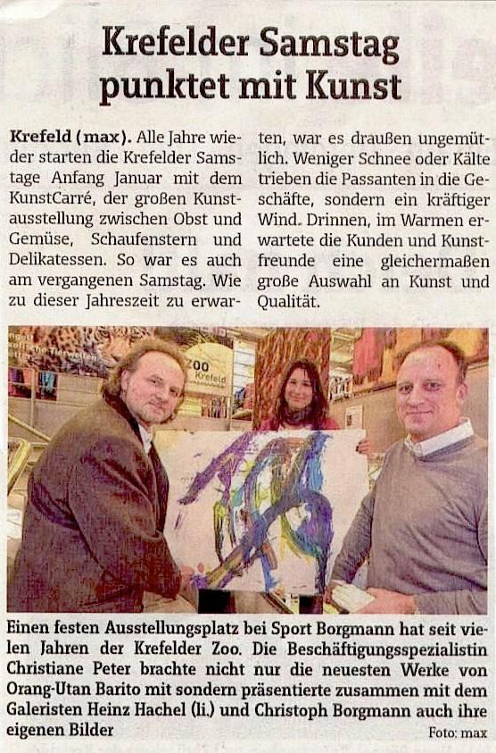 Stadt Spiegel Krefeld, 12.01.2011