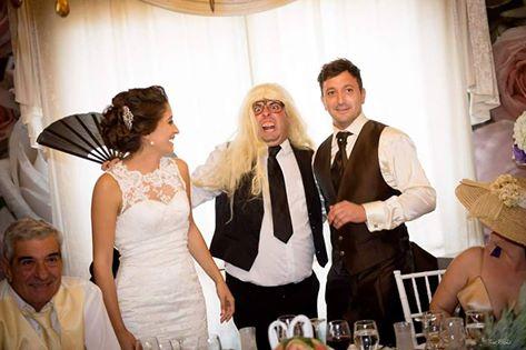 camarero falso para despedidas y bodas conil