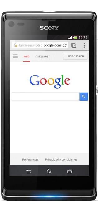 google encripted