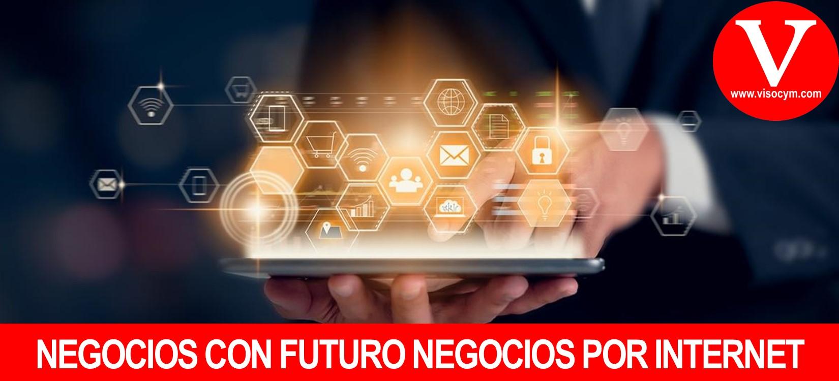 Negocios con Futuro, Negocios por Internet