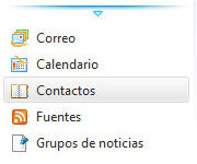 Exportar emails de hotmail