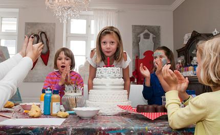 Geburtstage – Kreativität und Spaß