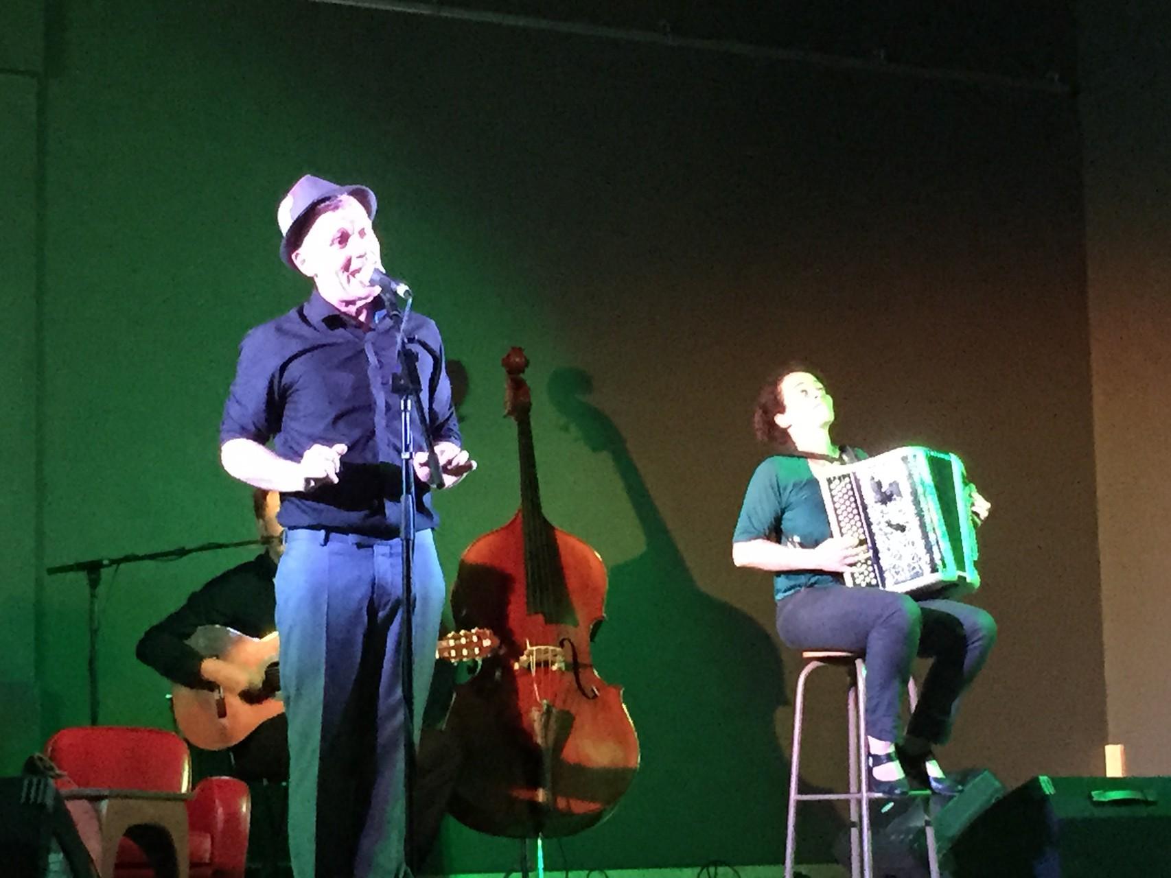 Concert du 13 juin 2015