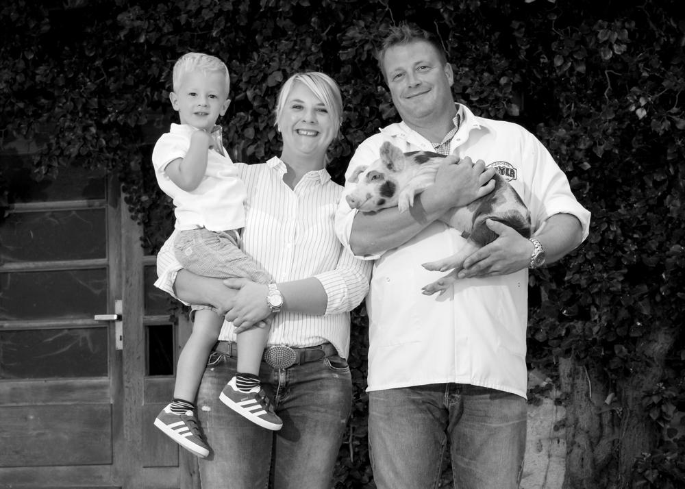 Familie Carsten Meyer 2018