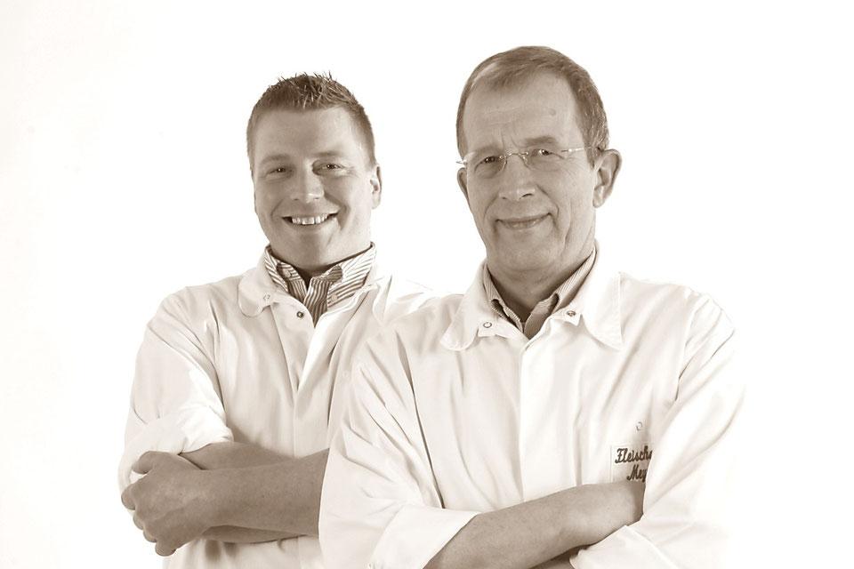 Carsten & Günter Meyer 2010