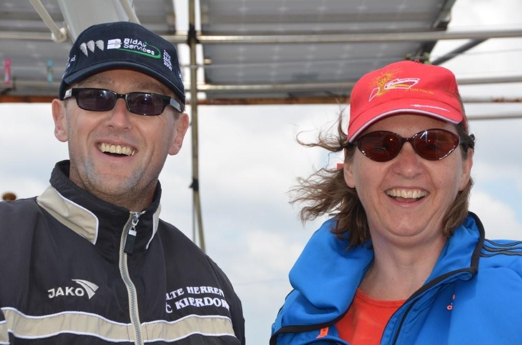 Holger und Christina, Urlauber auf Meerlust