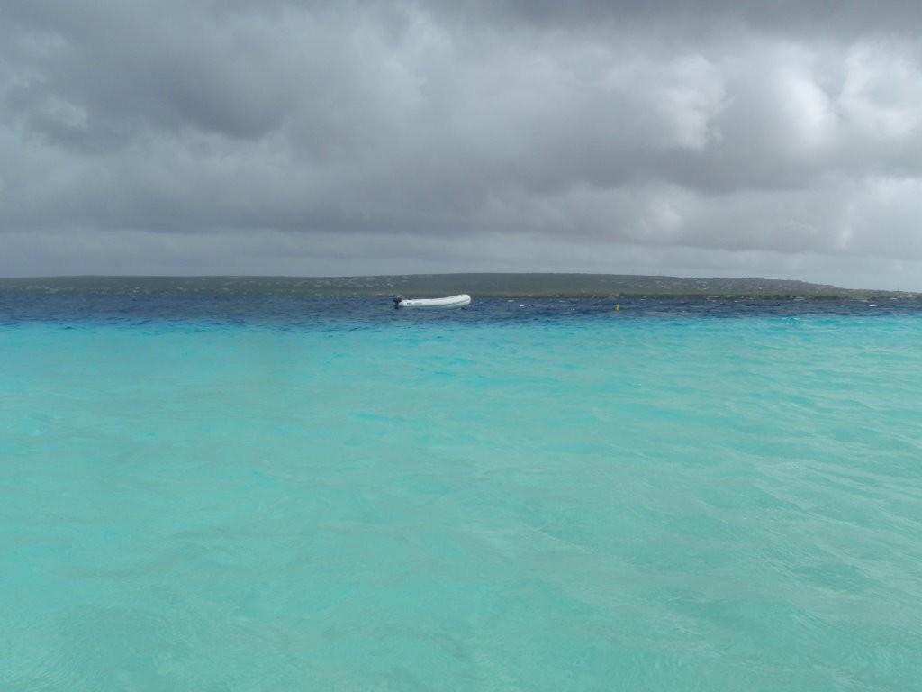 Schnorcheln vor Klein Bonaire