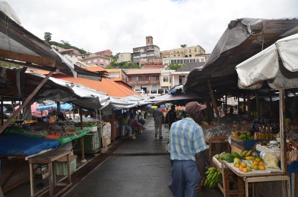 Markt in St. George's