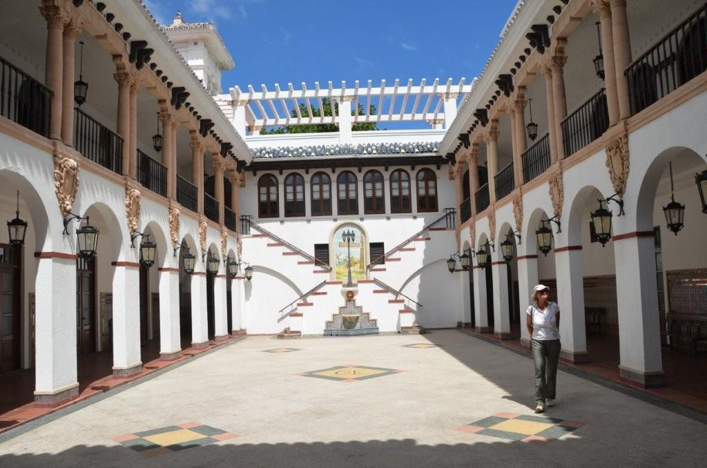 Casa de Espania, San Juan