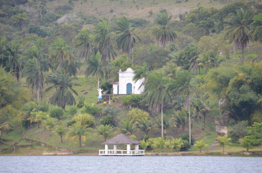 Kapelle am Rio Paraguacu