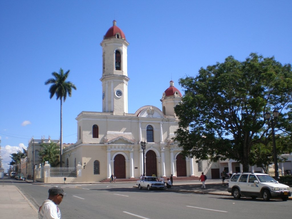 Katedrale in Cienfuegos