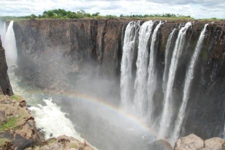 Victoria Falls / Simbabwe