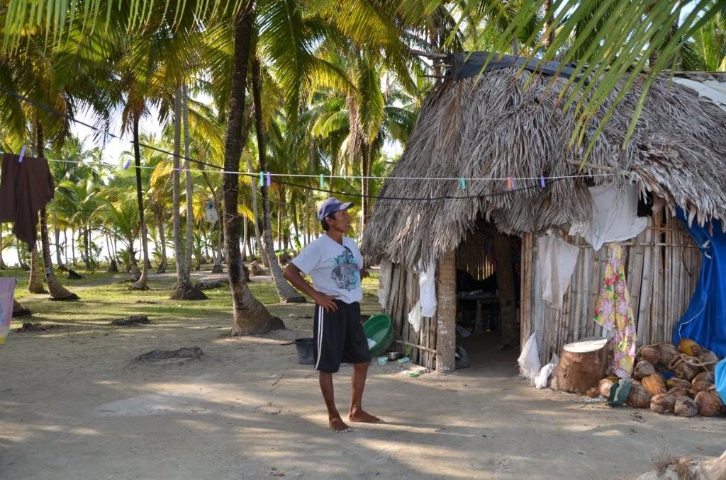 Inselleben auf Chichime Island