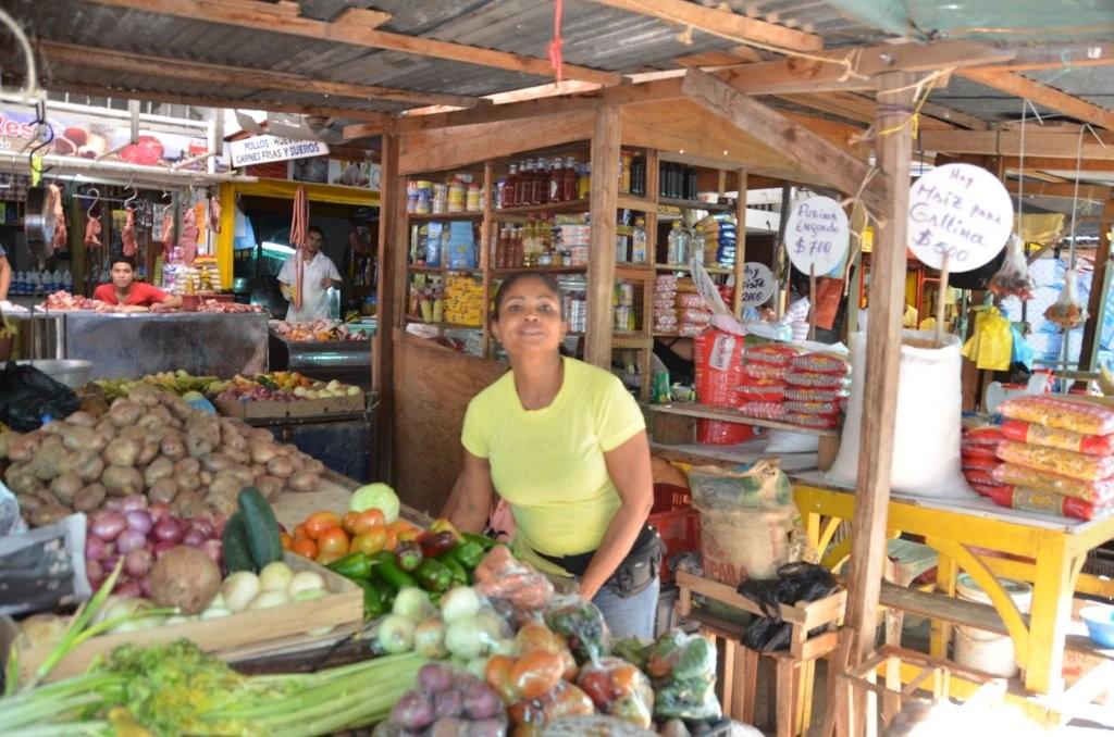 Markt Santa Marta