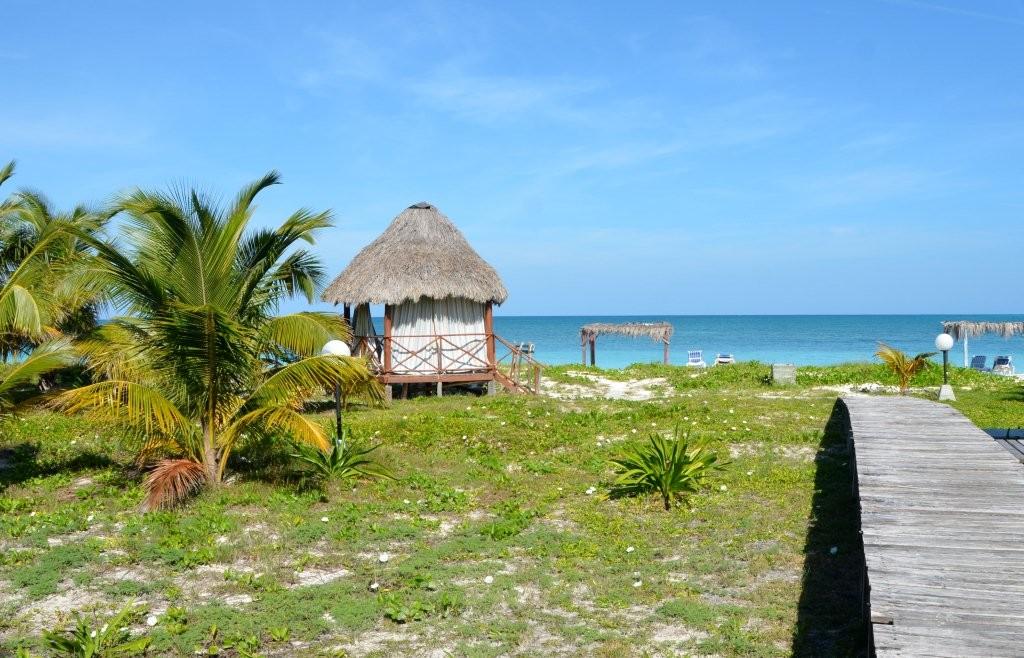 Hotelanlage Cayo Levisa