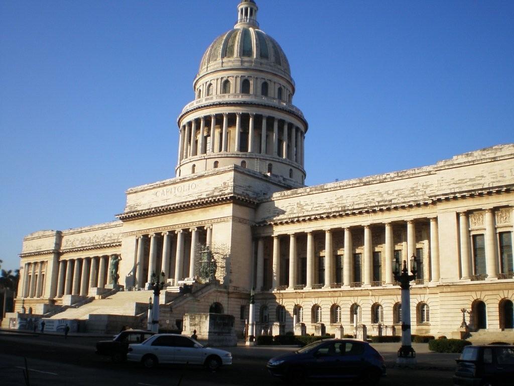 Capitol, Havanna
