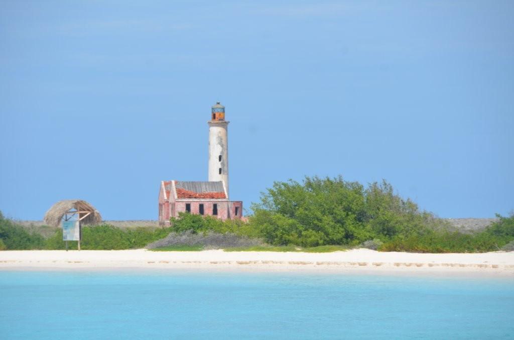Leuchtturm von Klein-Curacao