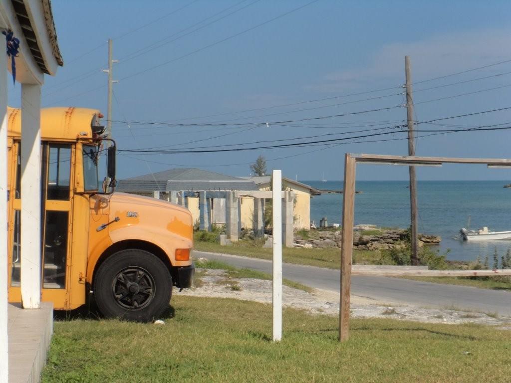 Fox Town, das wirkliche Leben in den Bahamas