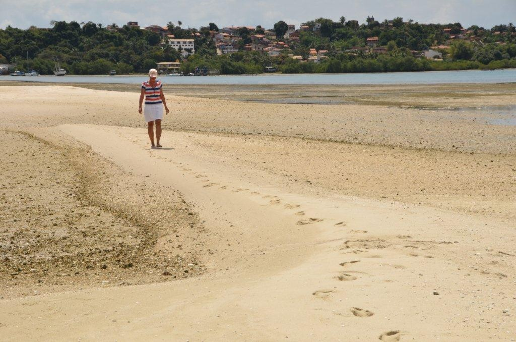 Sandbank Itaparica