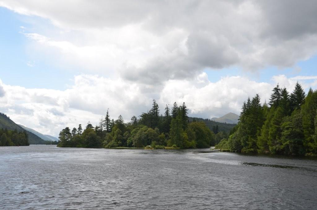 Loch Oich, 32 m Ueber dem Meer