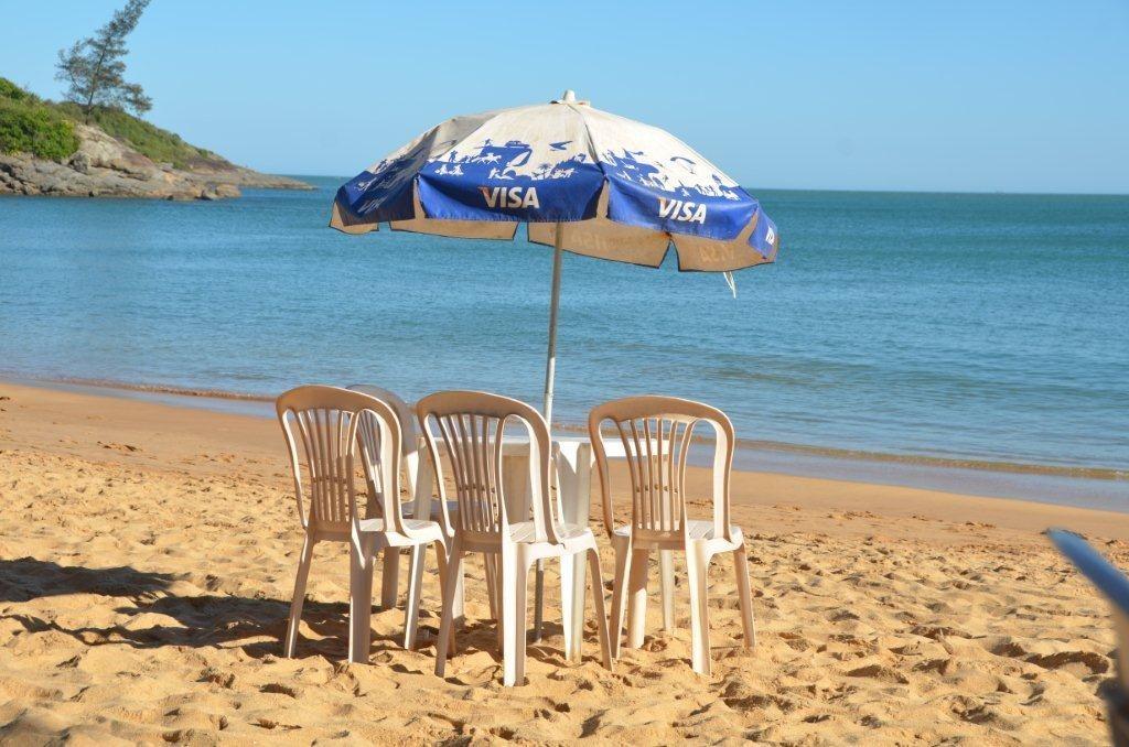 Strand von Guarapari