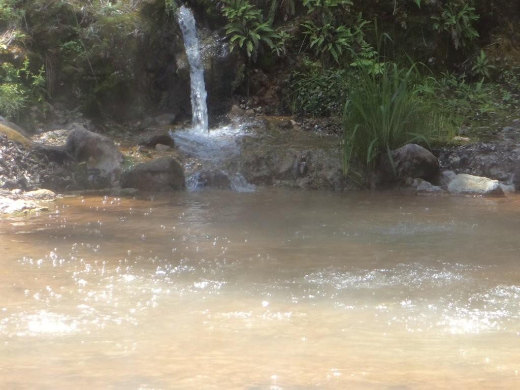 Ilha Sao Miguel, warme Quellen