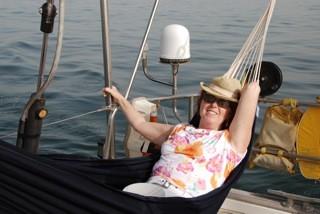 Renate, Dakar (02.04.2010)