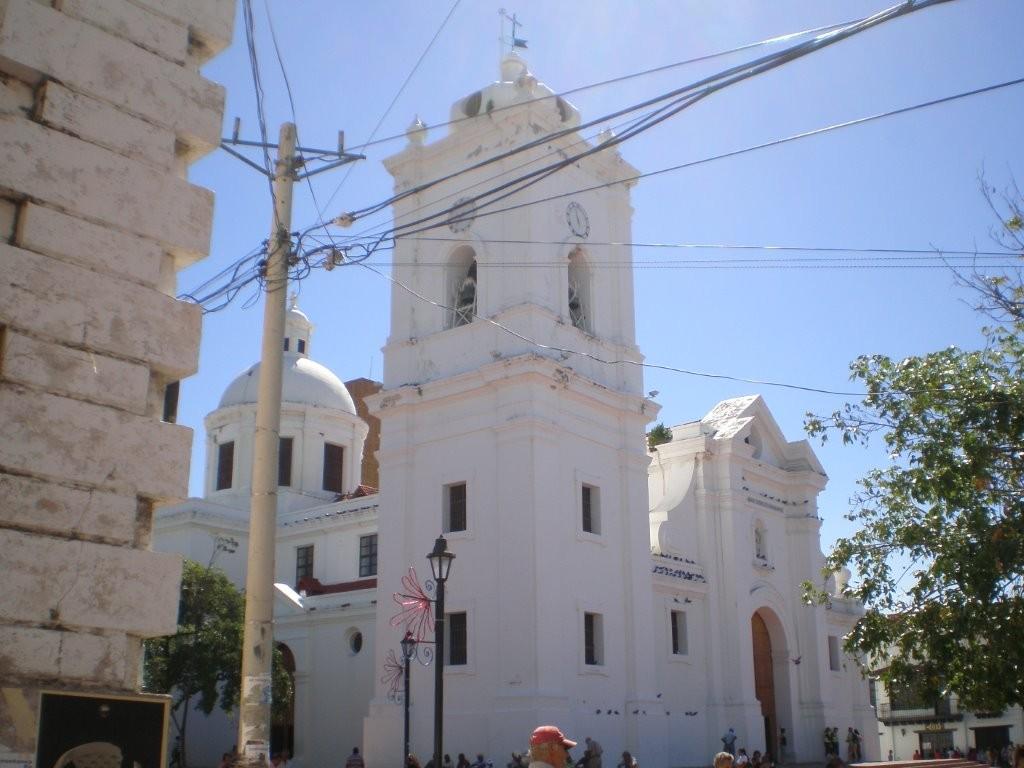 weisse Katedrale von Santa Marta