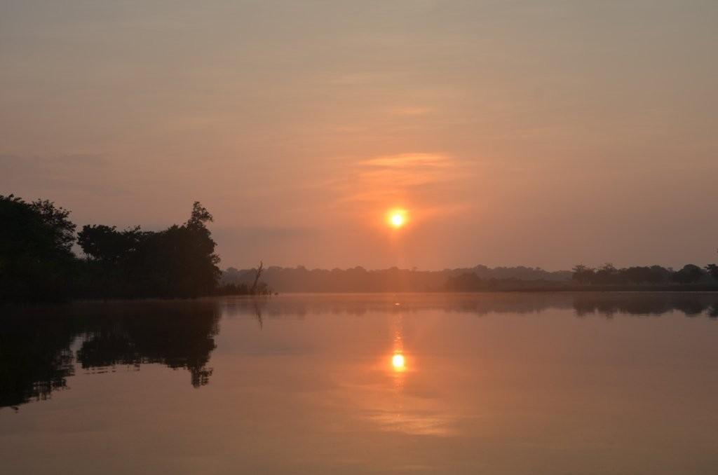 Sonnenaufgang Amazonas