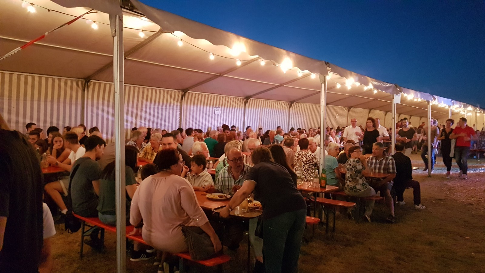 Weinfest Hungerberg 2019 Köndringen Impressionen 4