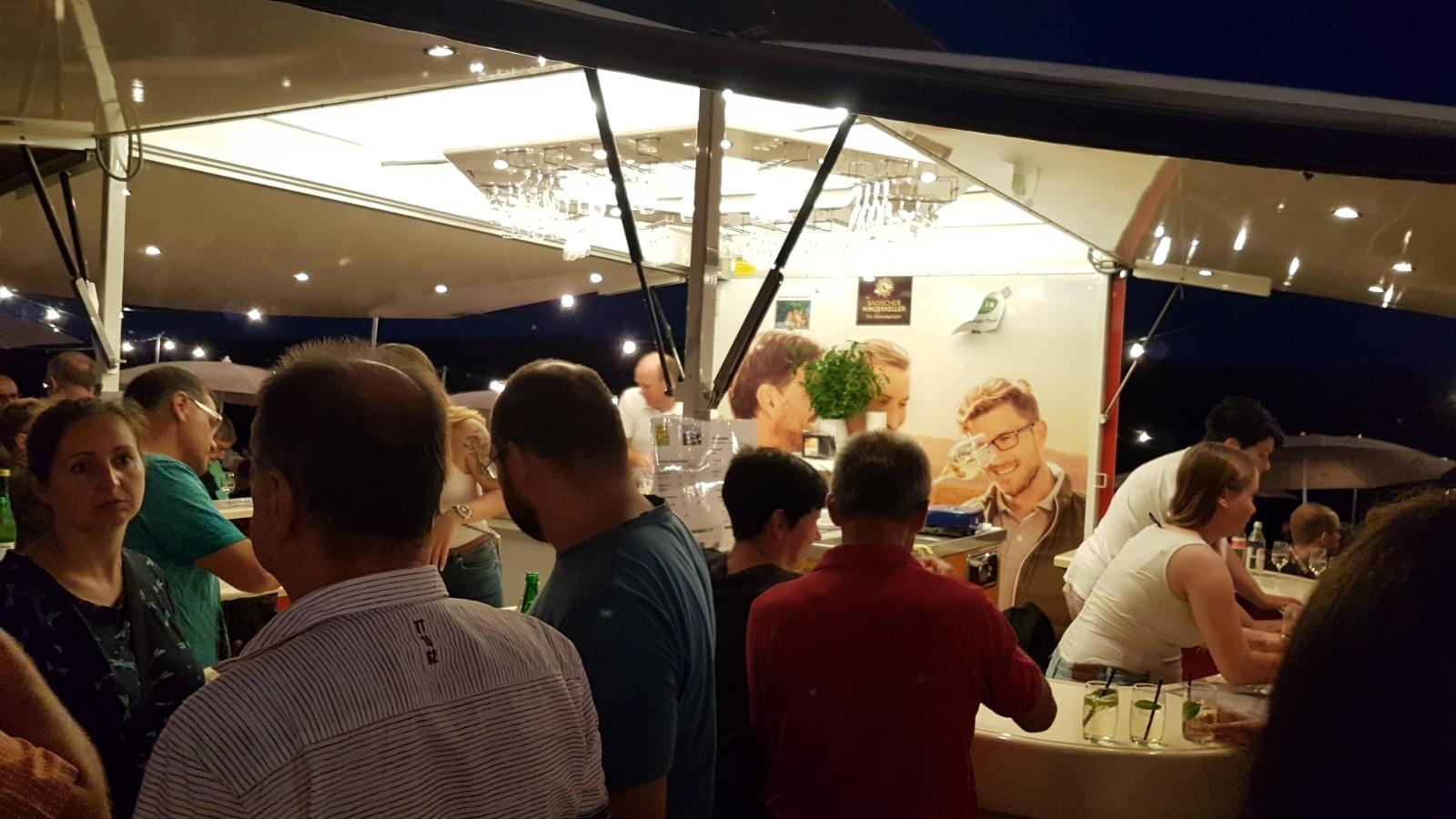Weinfest Hungerberg 2019 Köndringen Impressionen 5