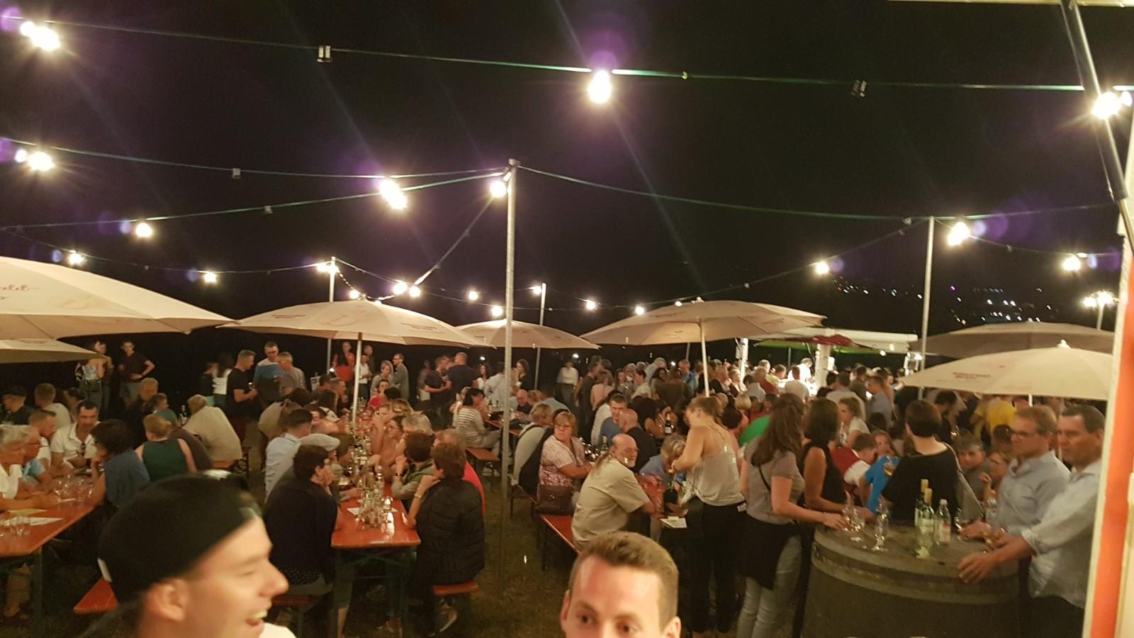 Weinfest Hungerberg 2019 Köndringen Impressionen 10