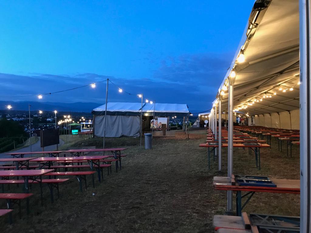 Weinfest Hungerberg 2019 Köndringen Impressionen 16