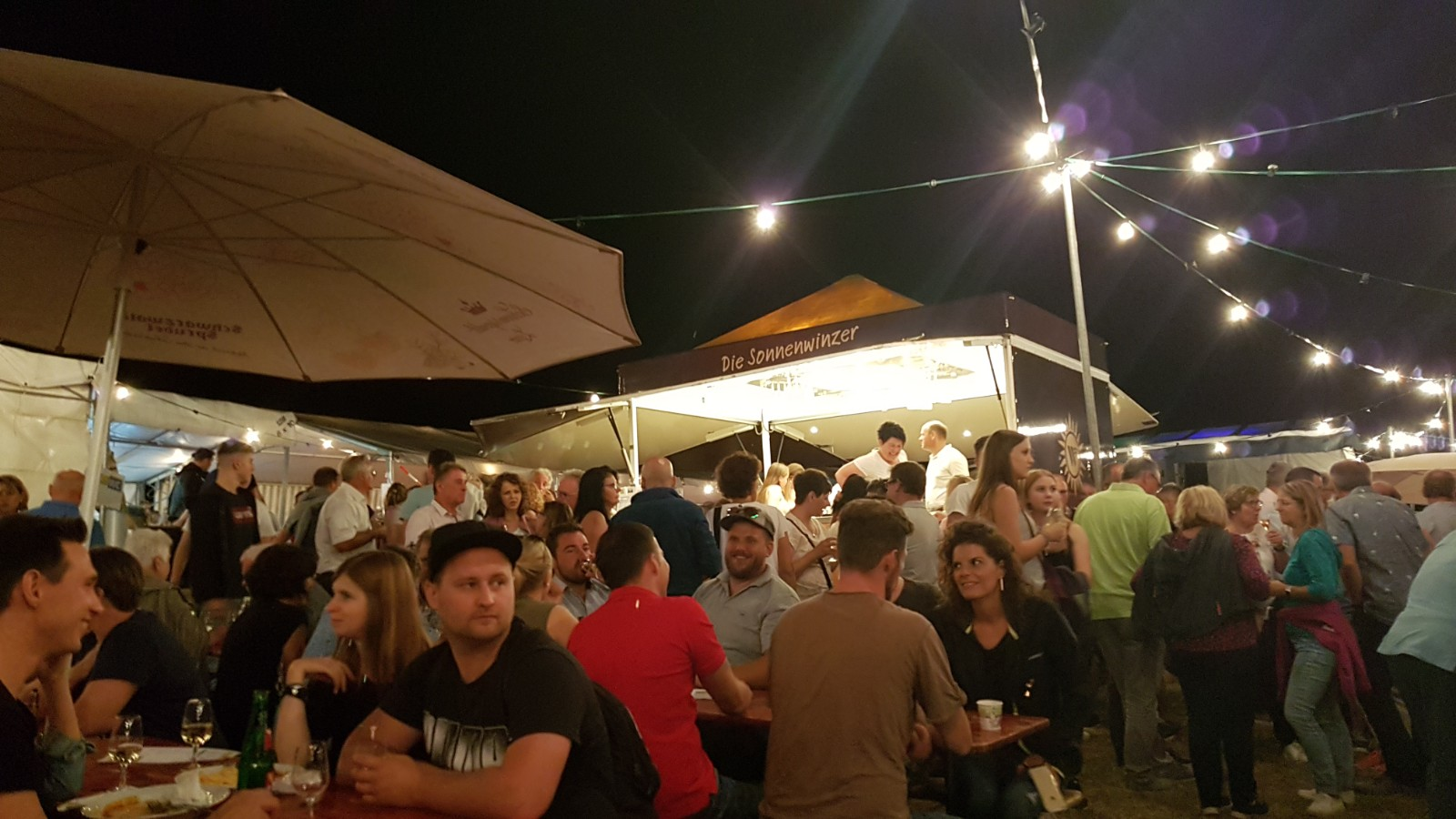 Weinfest Hungerberg 2019 Köndringen Impressionen 11