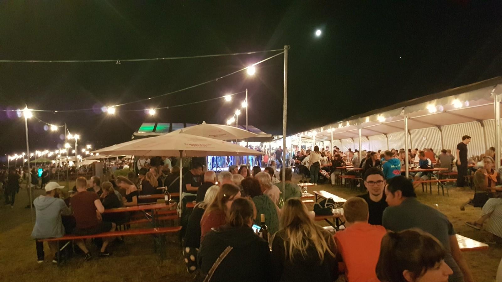Weinfest Hungerberg 2019 Köndringen Impressionen 13