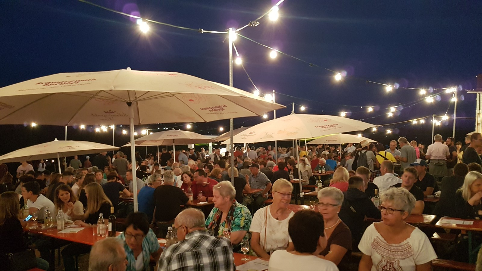 Weinfest Hungerberg 2019 Köndringen Impressionen 7