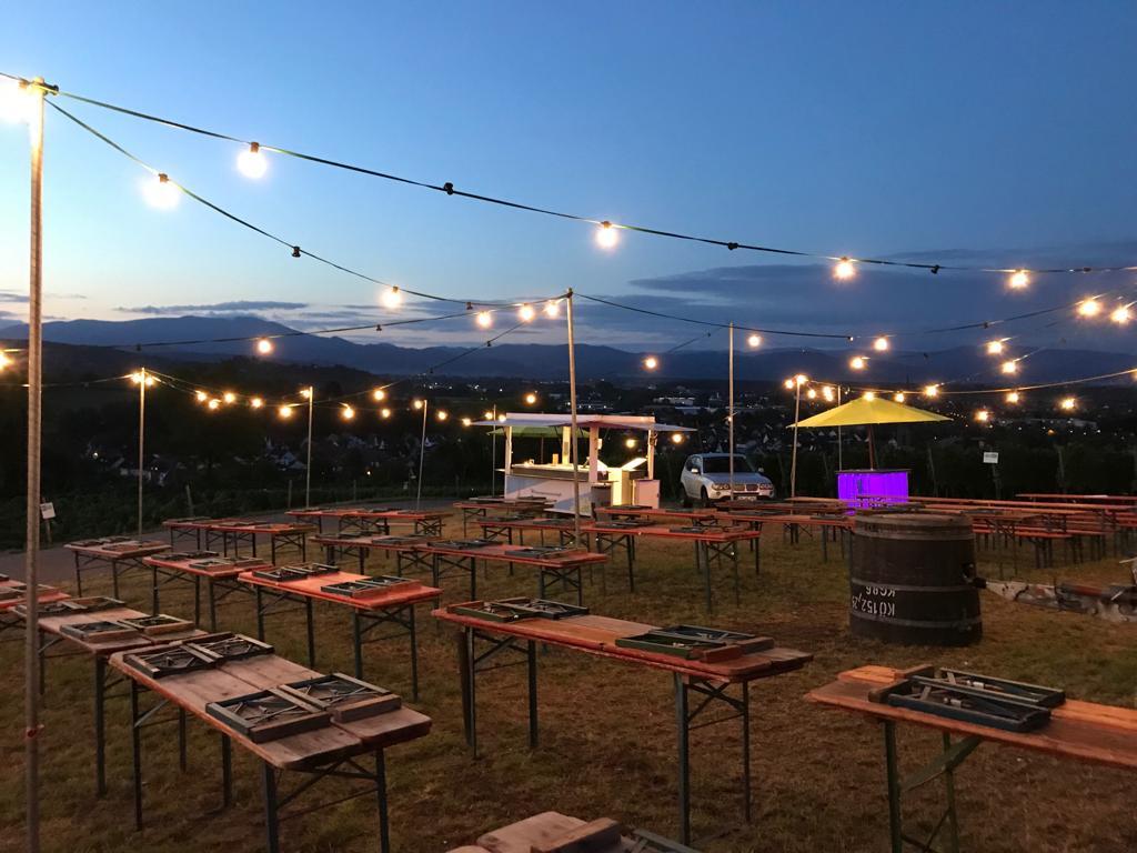 Weinfest Hungerberg 2019 Köndringen Impressionen 17