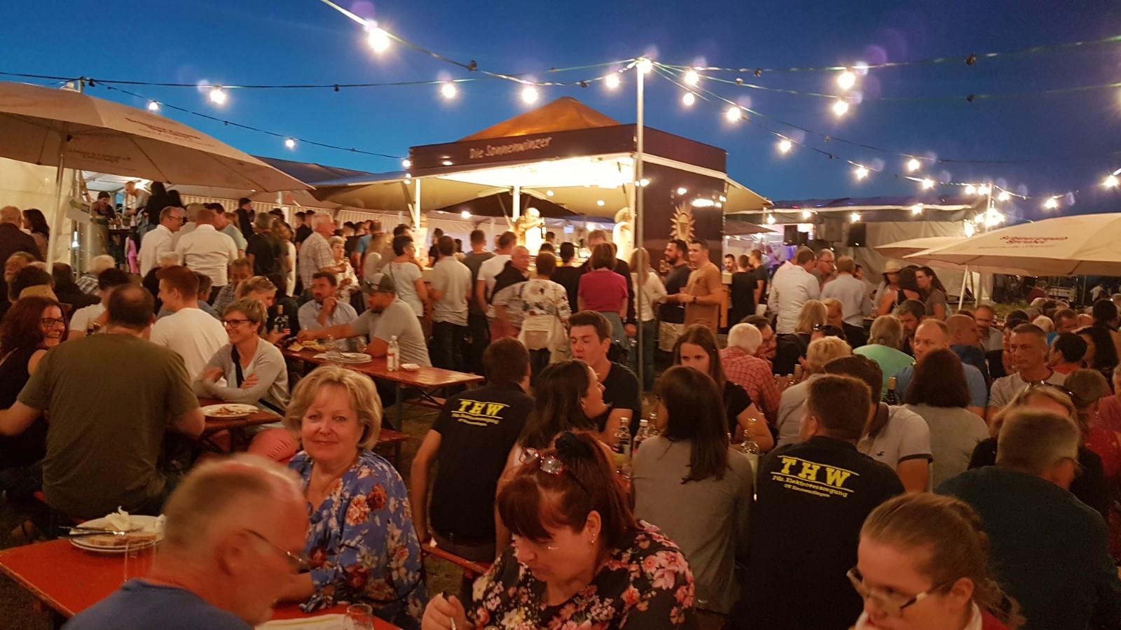 Weinfest Hungerberg Köndringen 2019  Impressionen 1