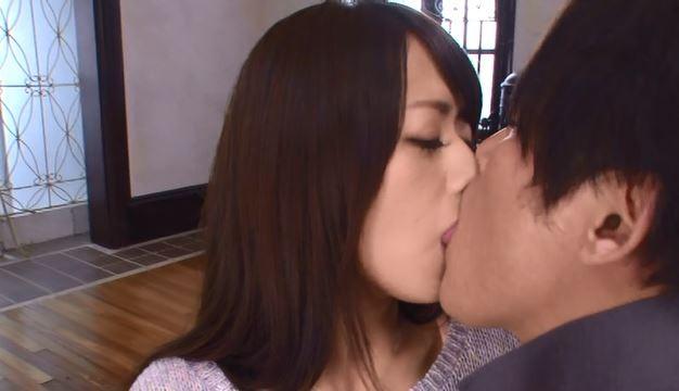 男優さんがんばってキスもってったー!